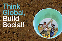 Think Global, Build Social!