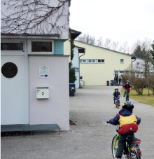 Das SOS- Kinderdorf in Brandenburg an der Havel